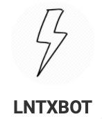 lntxbot logo
