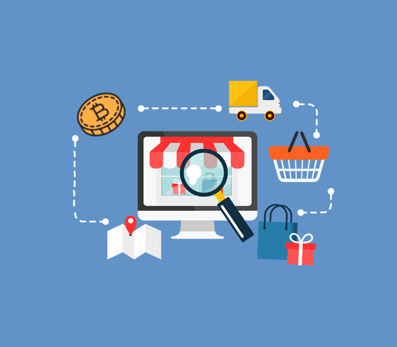 Accept Bitcoin in online store
