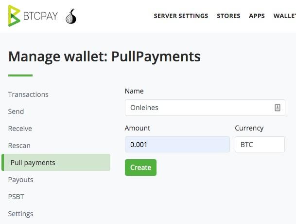 Bitcoin Auszahlung Betrag angeben