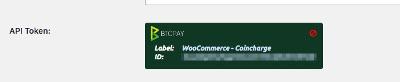 BTCPay Label ID