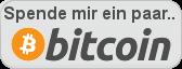 Spende mir ein paar Bitcoin
