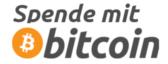Bitcoin Spenden Button