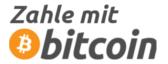 Zahle mit Bitcoin