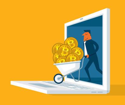 Bitcoin Zahlungen akzeptieren im Onlineshop