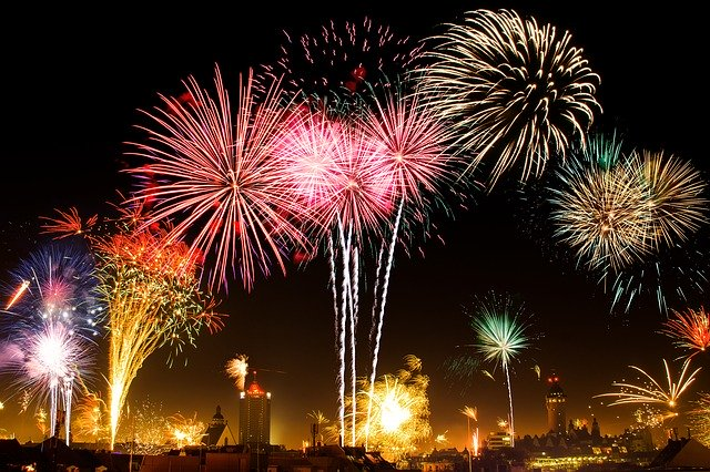 Firework-Lightning paywall paid successfully