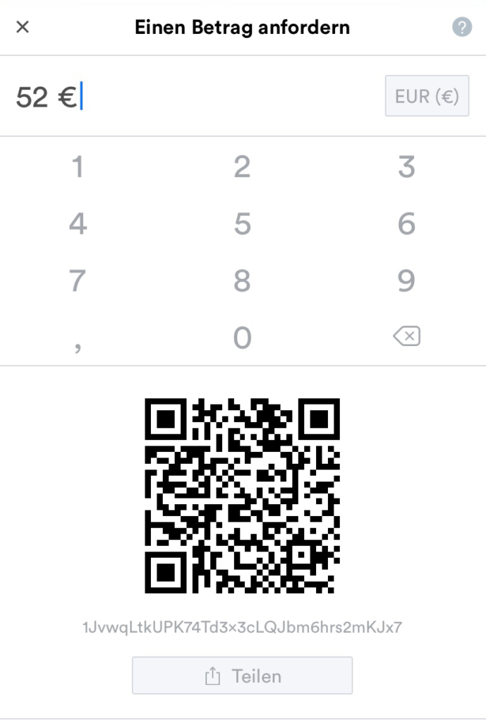 Bitcoin im Geschäft akzeptieren
