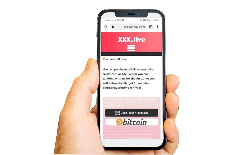 Bitcoin Premium Servicenummer